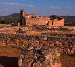 Ruinas en Zorita de los Canes