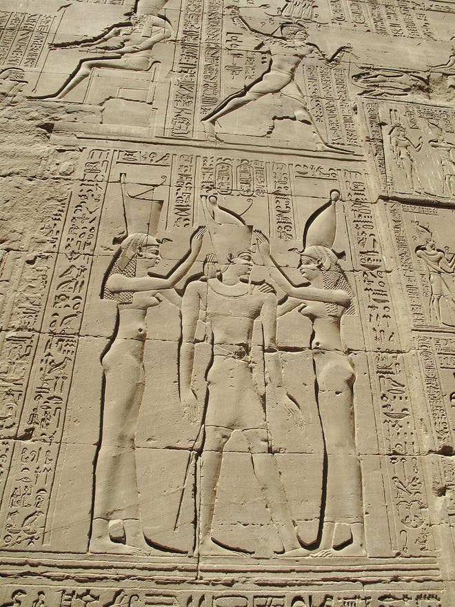 Ancient History in Luxor