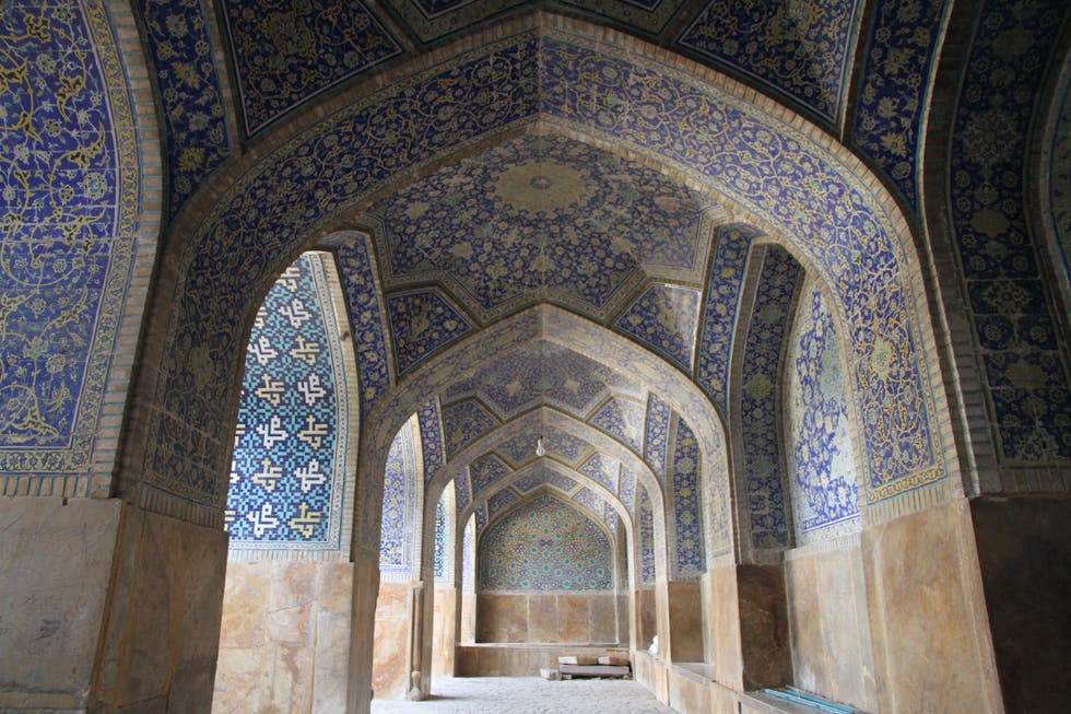 Chapel in Iran