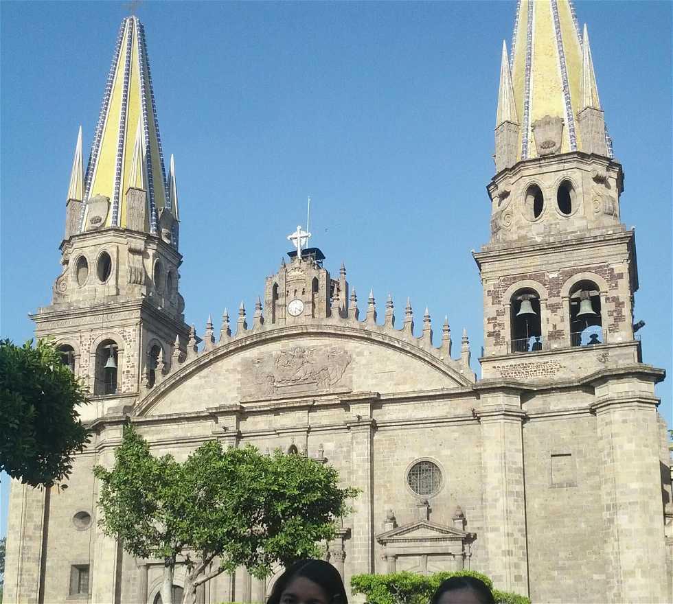 Basílica en Centro Histórico