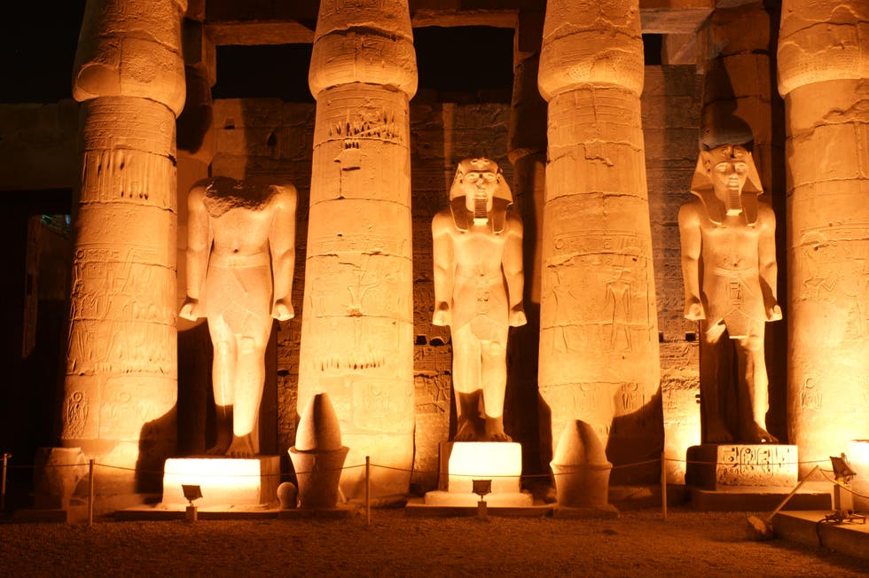 Night in Luxor