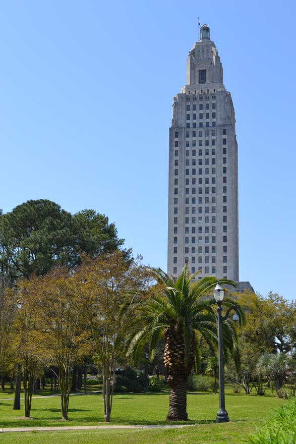 Tower in Baton Rouge