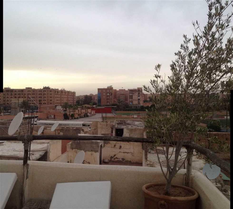 Condominio en Hotel Riad Shambala
