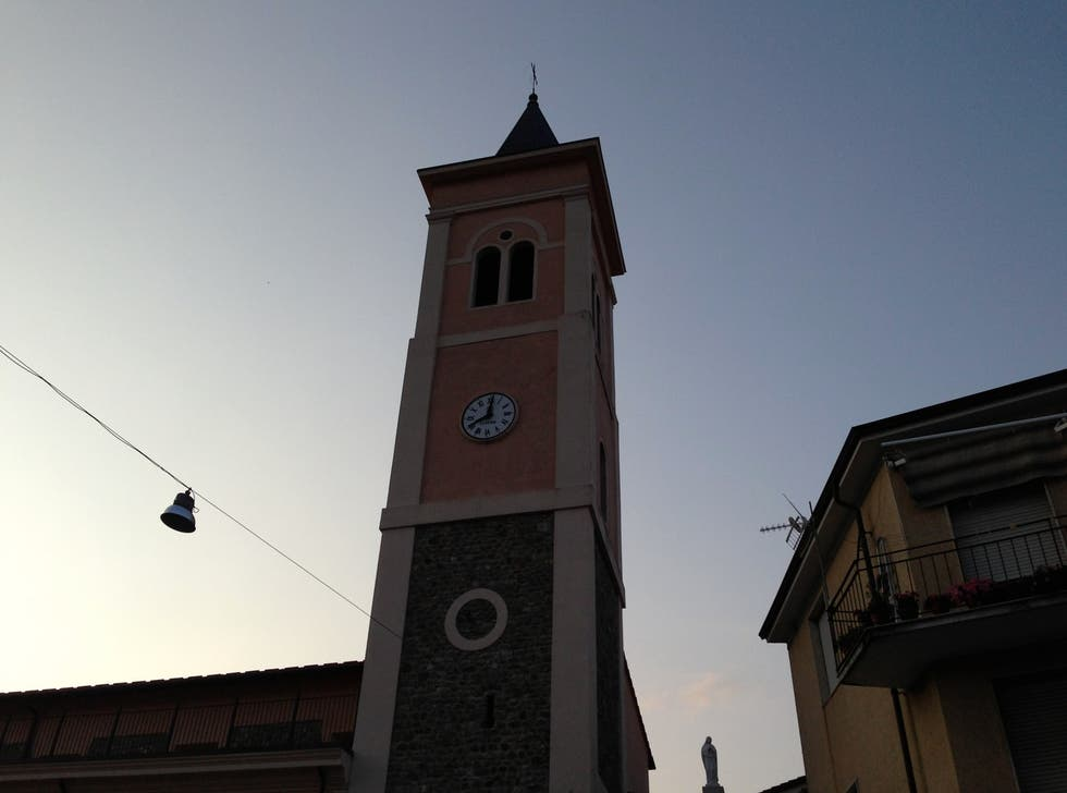 Tower in Aulla