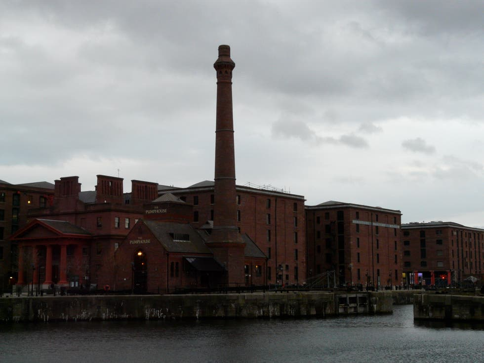 Ciudad en Royal Albert Dock