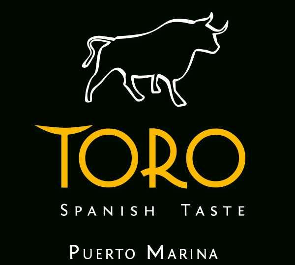 Logotipo en Restaurante Toro