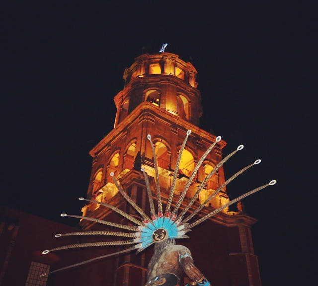 Fair in Santiago de Quetaro