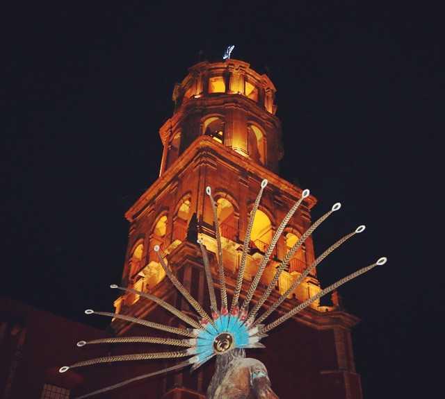 Feria en Centro Histórico de Querétaro