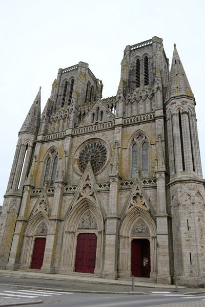 Catedral en Avranches