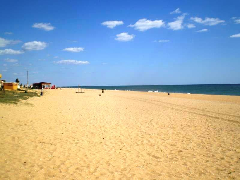 Beach in Huelva