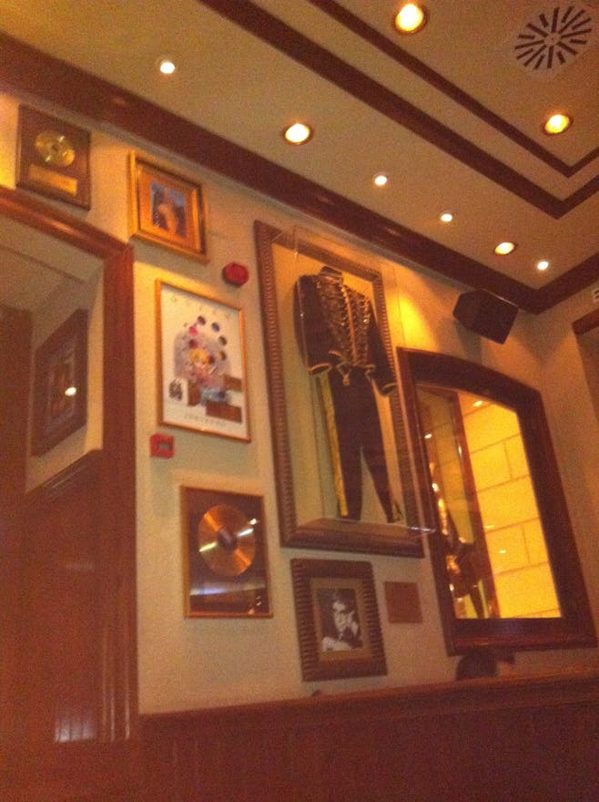 Sala en Hard Rock Cafe Rome