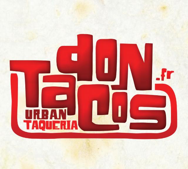 Diseño gráfico en Don Tacos