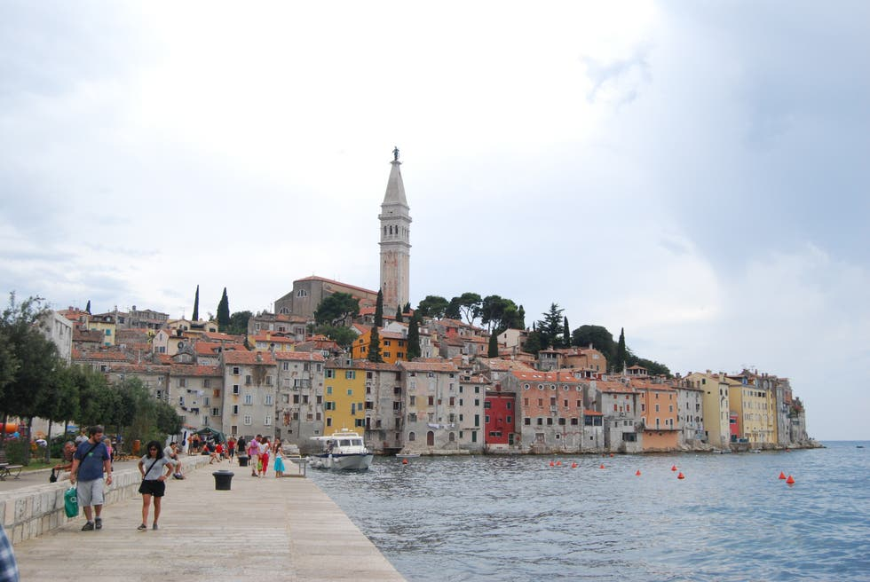 Sea in Rovinj