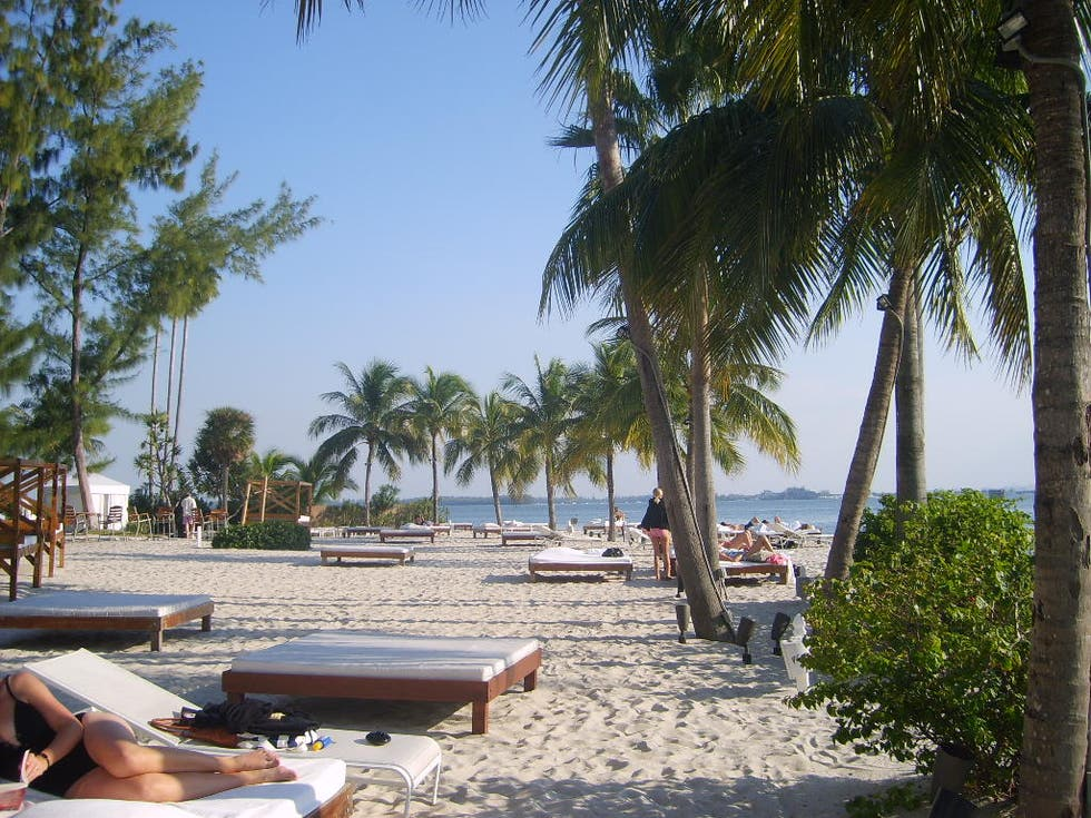 Beach in Fort Lauderdale