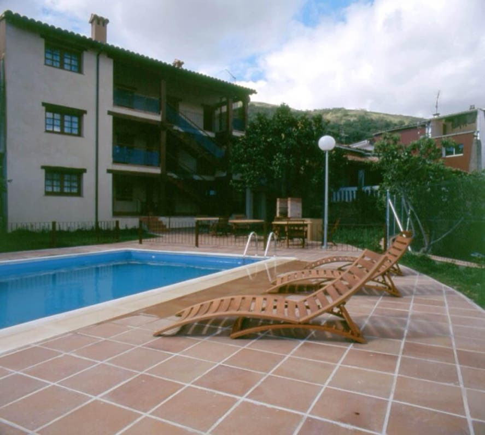 Fotos de raqueta de deporte en valle del jerte red de - Casas rurales en el jerte con piscina ...