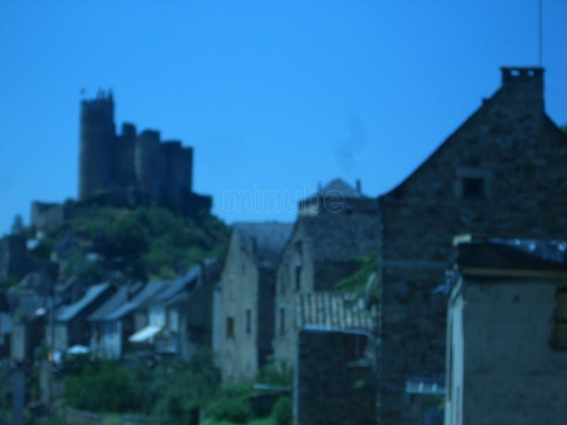 Town in Najac