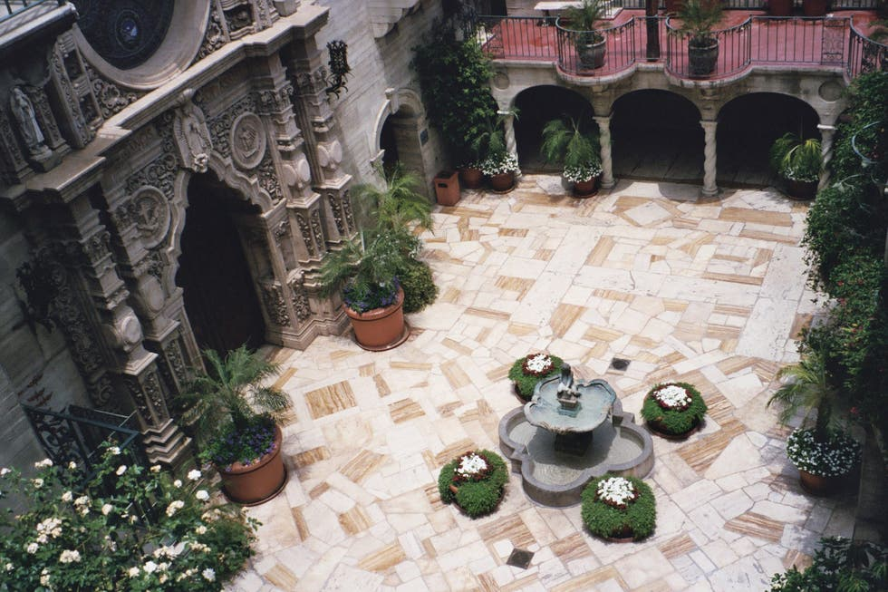 Courtyard in Riverside
