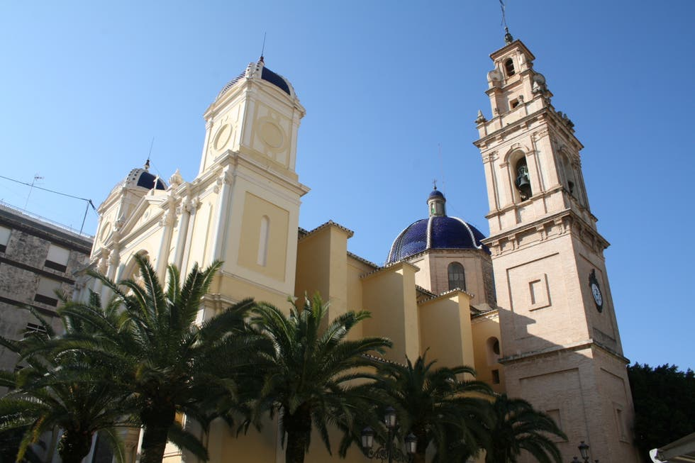 Cathedral in Sueca
