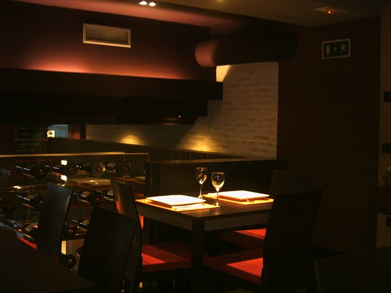 Bar en Restaurante Recoleta Steak House