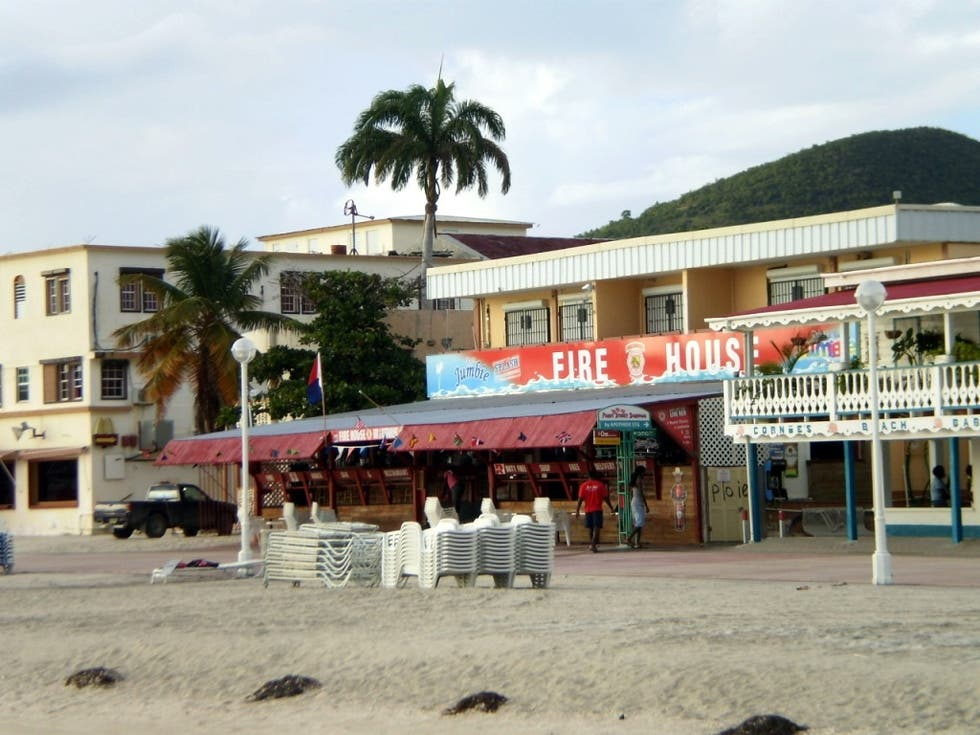 Restaurante en Great Bay Promenade