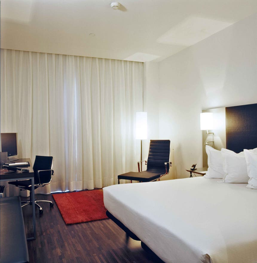 Suite en AC Hotel Burgos, A Marriott Luxury & Lifestyle Hotel