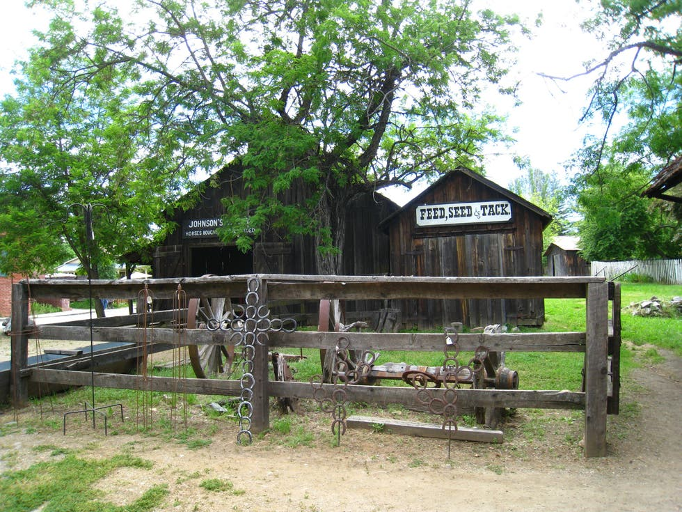 Ranch in Columbia