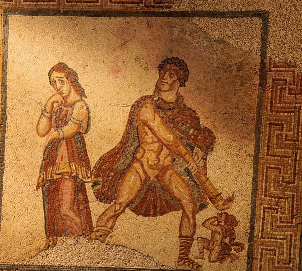 Historia antigua en Museo Arqueológico Nacional de Lisboa