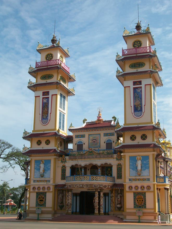 Architecture in Tay Ninh