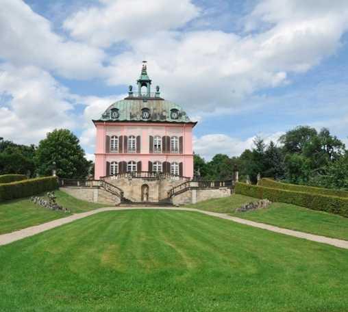 Palacio en Fasanenschlösslein