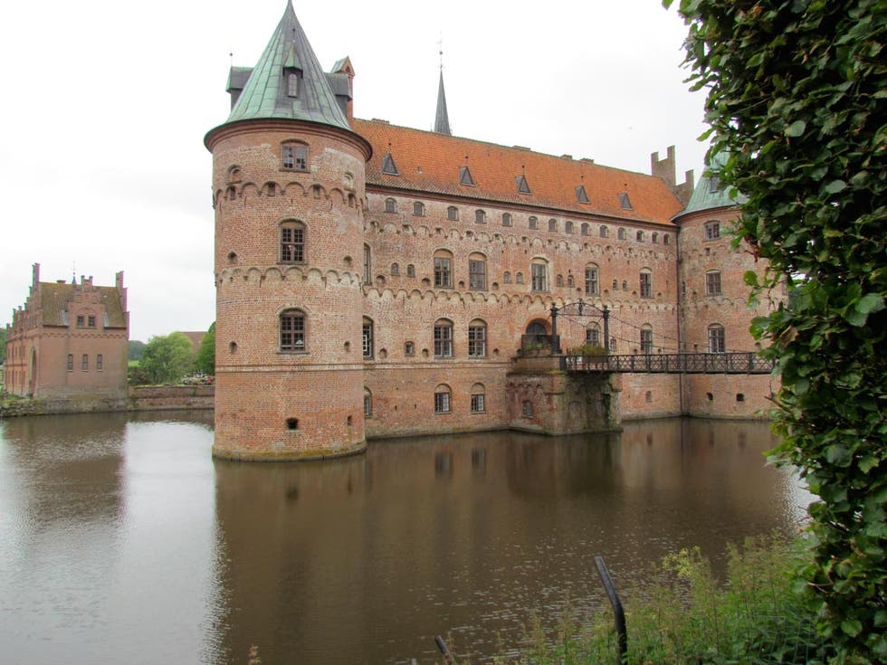 Waterway in Odense