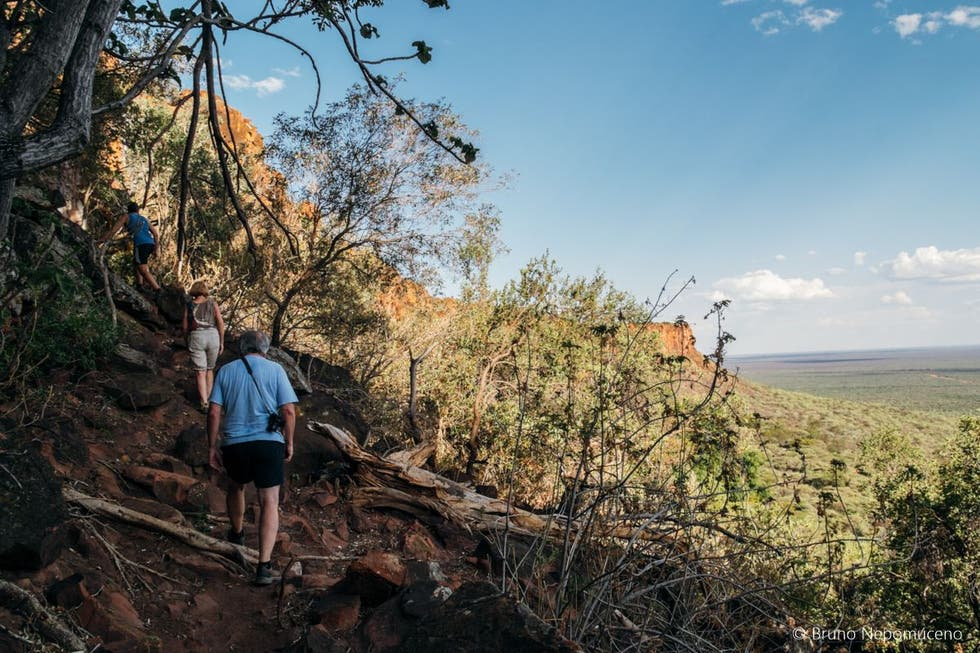 Costa en Waterberg Viewpoint