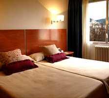 Sala en Hotel Alfonso VIII De Cuenca