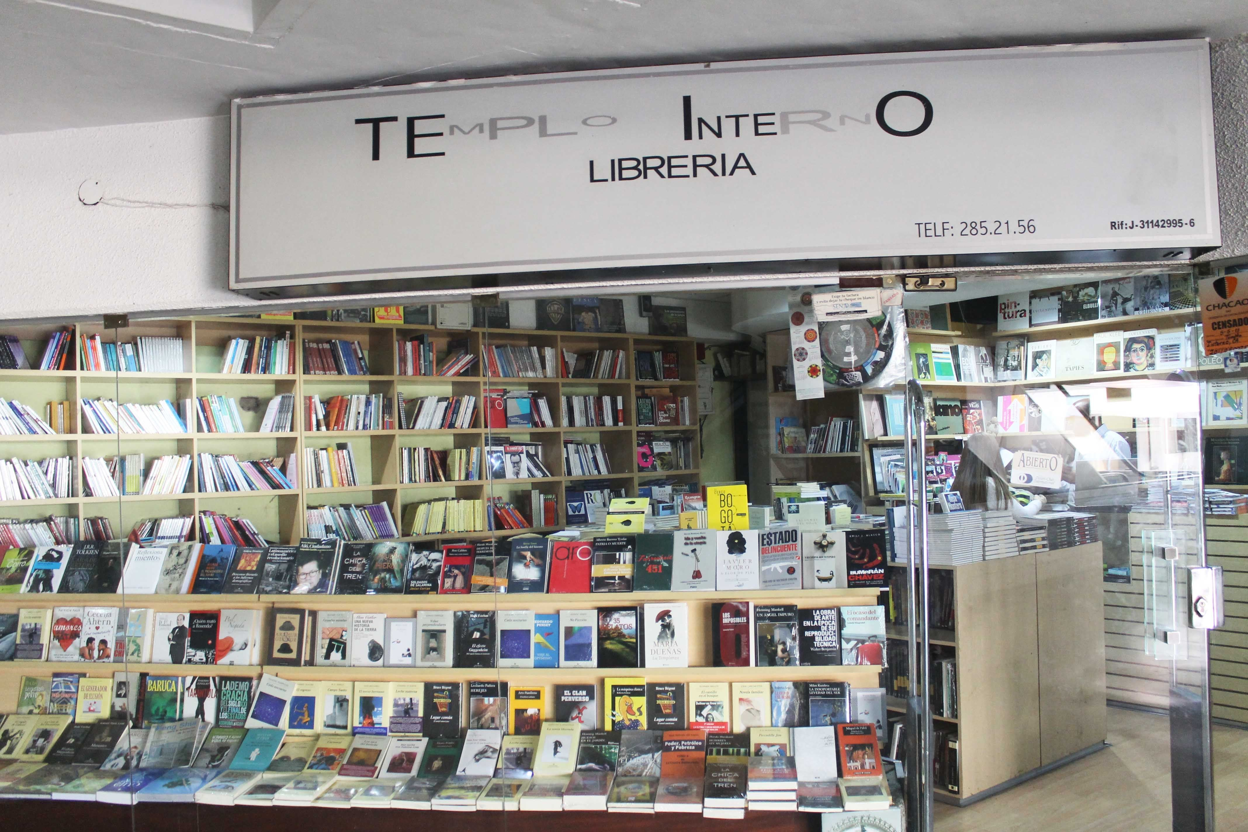 Product in Librería Templo Interno