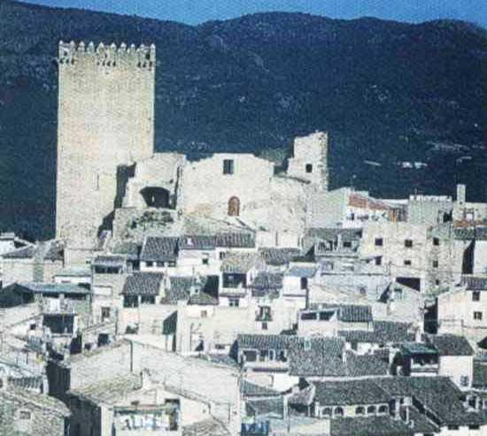 Historia antigua en Castillo De Benizar