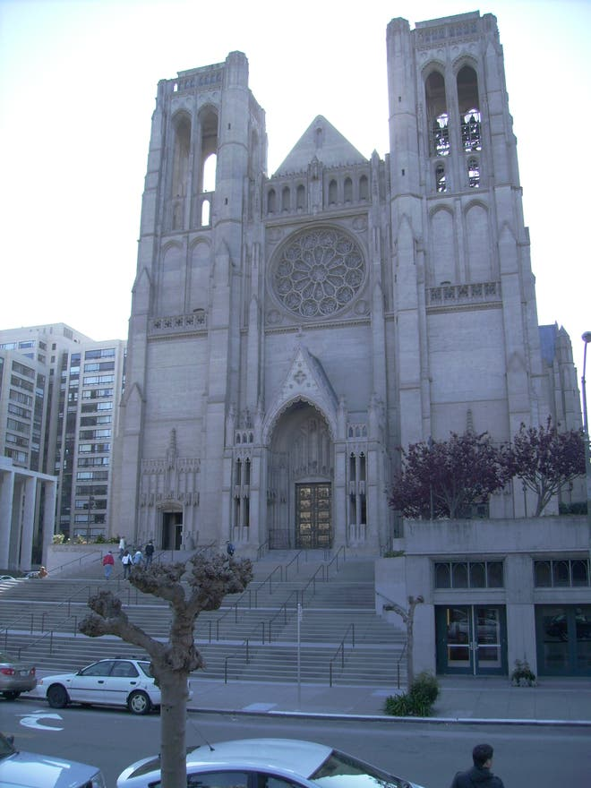 Catedral en Grace Cathedral