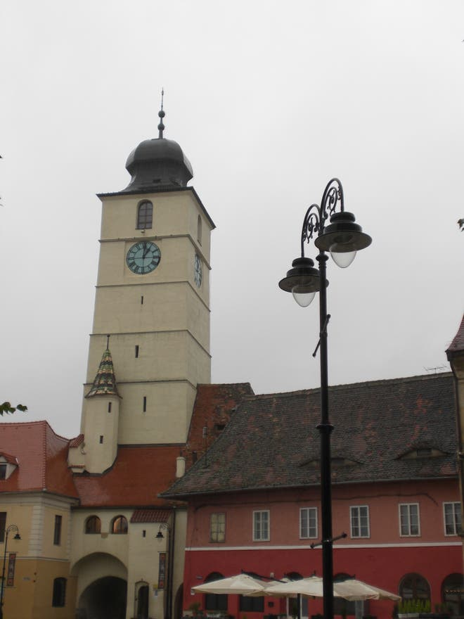 Tower in Sibiu