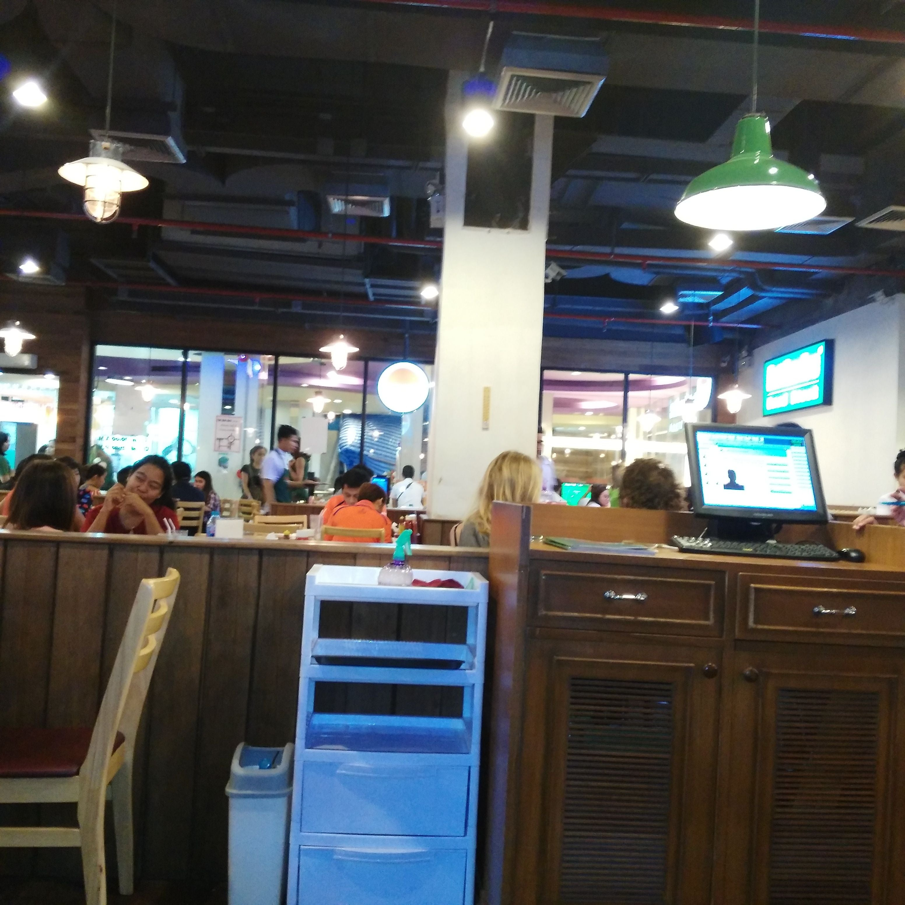 Restaurant in Eat Am Are