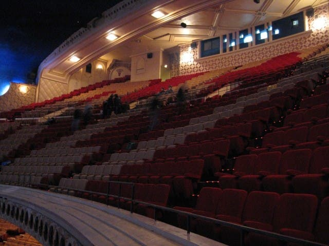 Estadio en Le Grand Rex