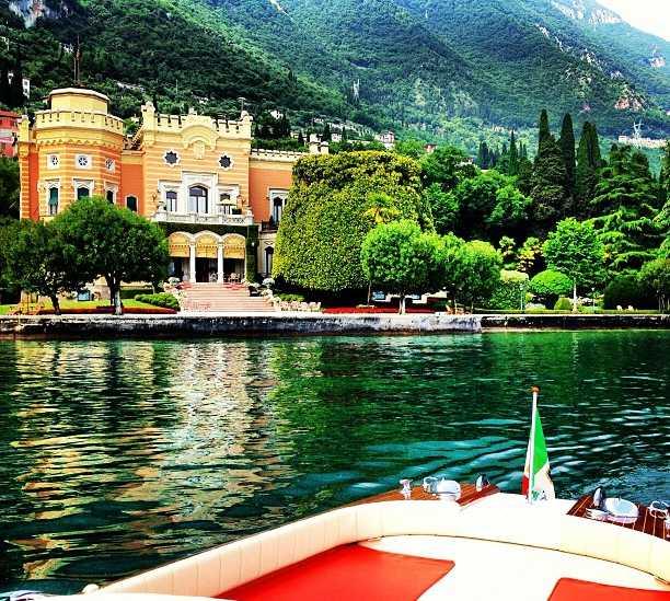 Vacation in Gargnano