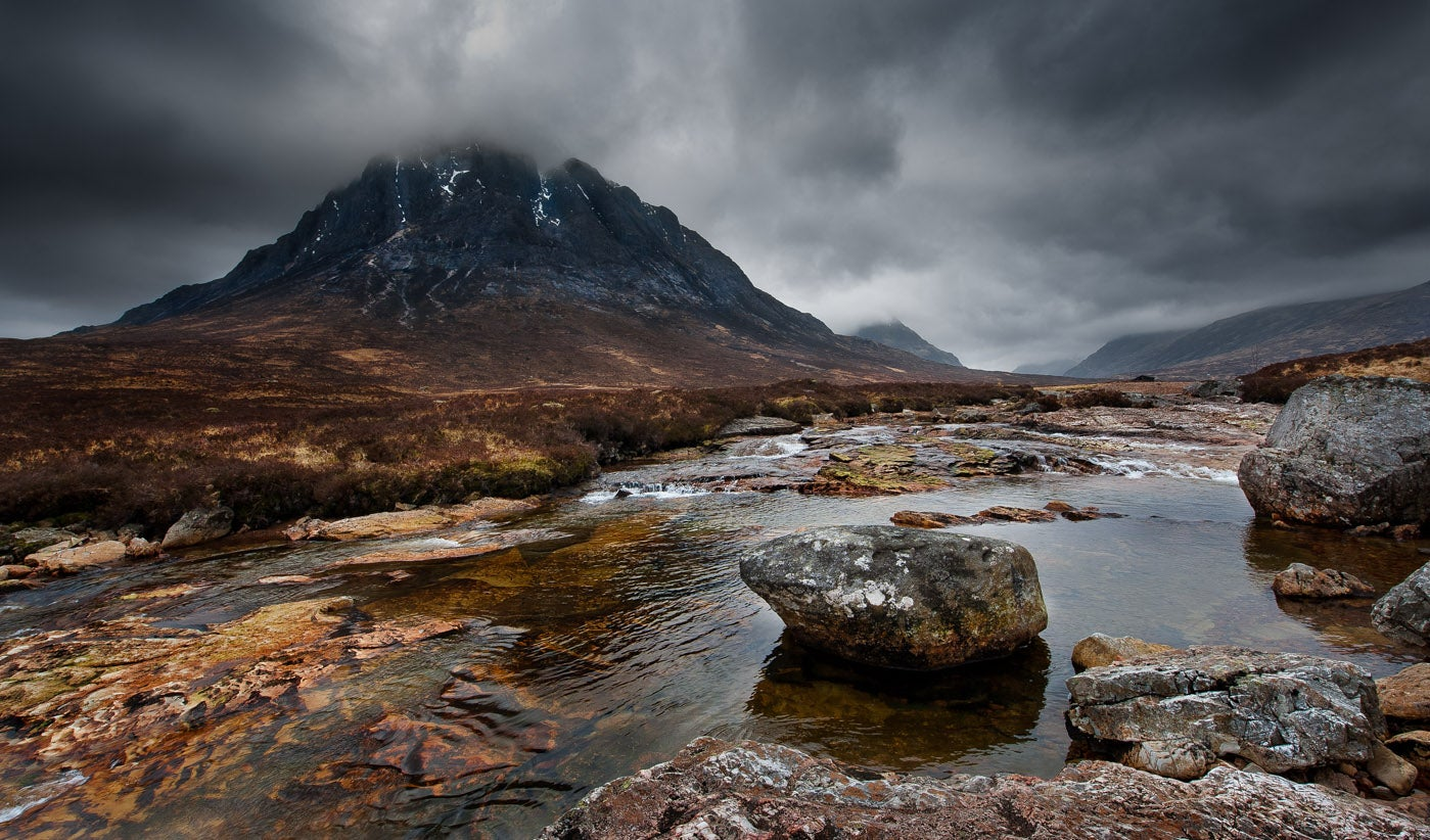 Wave in Glencoe