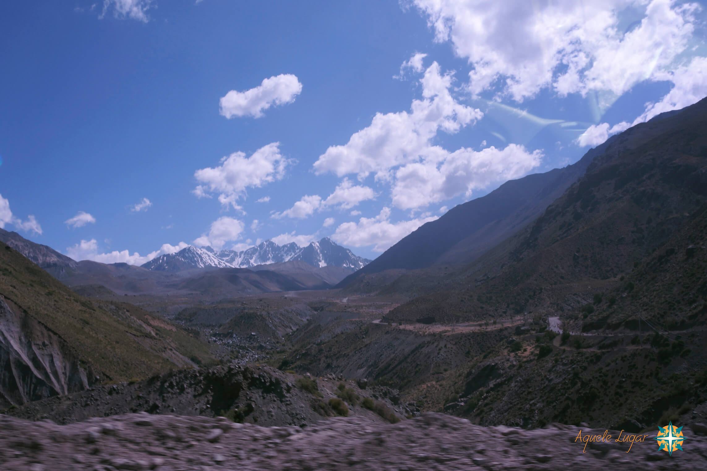 Landscape in Vale do Maipo