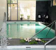 Piscina en Hotel Spa Niwa
