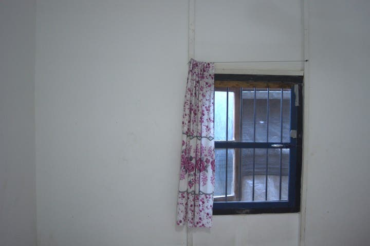 Ventana en Hotel Sysomphone guesthouse