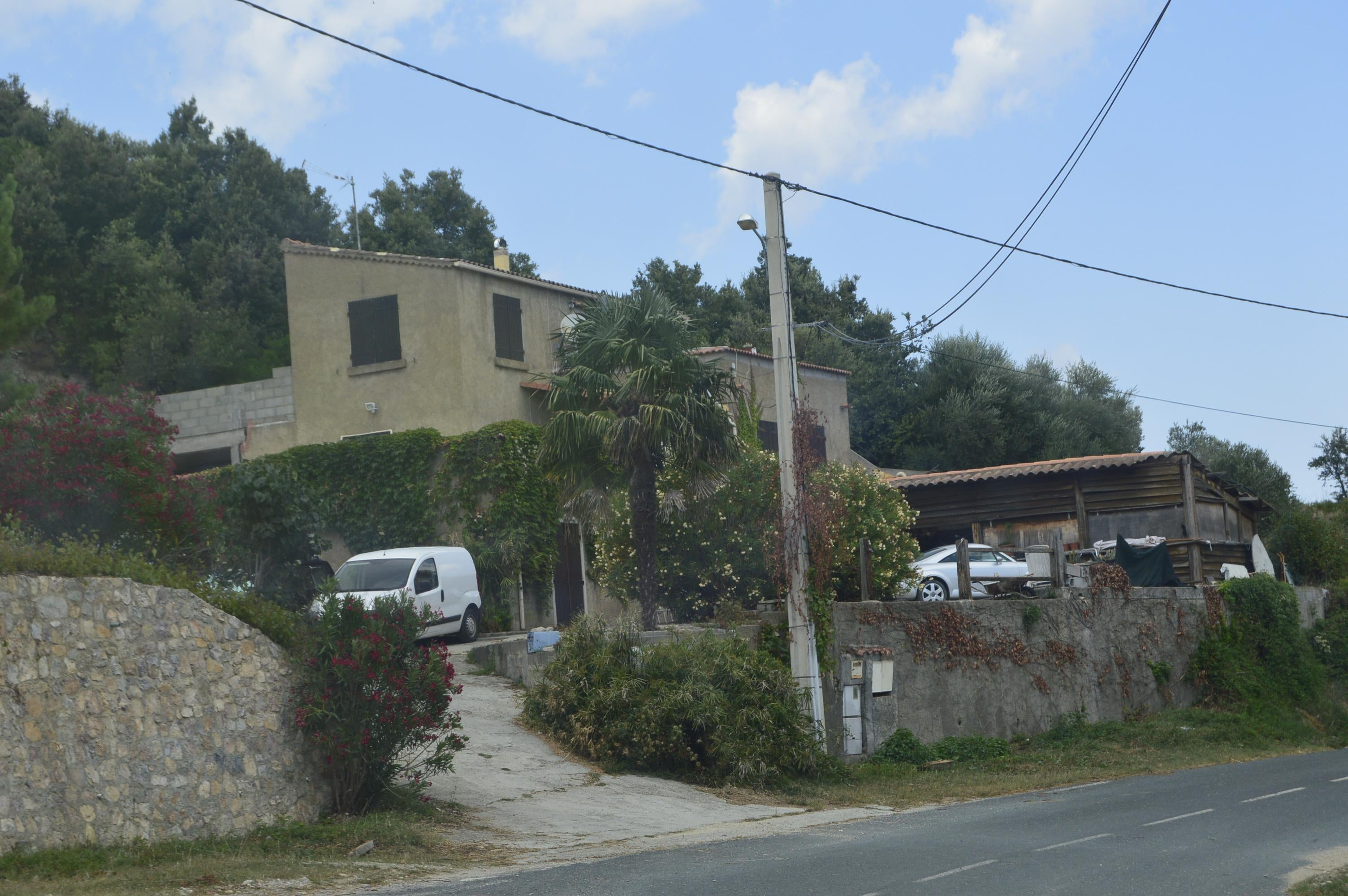 House in Tralonca