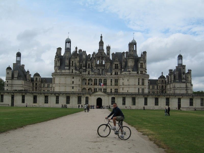 Palace in Blois