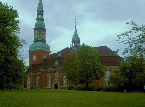 Church in Hamburg