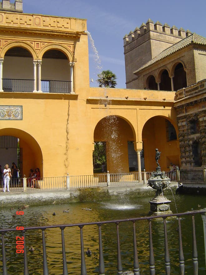 Agua en Hotel Alfonso XIII - A Luxury Collection Hotel
