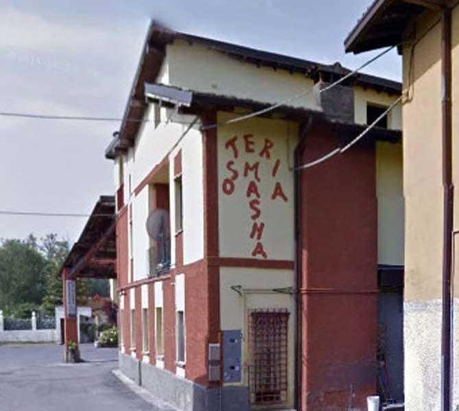 Fachada em Castel Mella