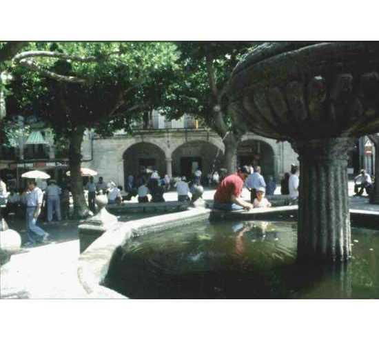 Plaza en Piedrahíta