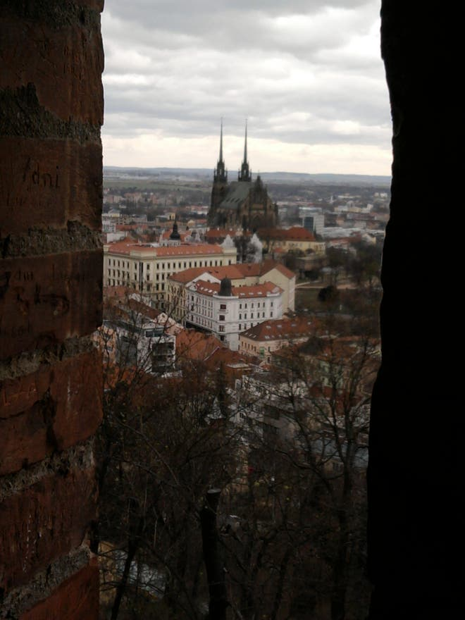 Town in Brno